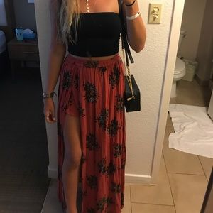Dresses & Skirts - BOUTIQUE SHORTS+SKIRT (ONE PIECE)